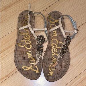 Size 6. Sam Edelman Sandals